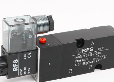 几个常用的4V电磁阀专业术语